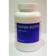Таурин-форте (источник таурина, аминокислота)